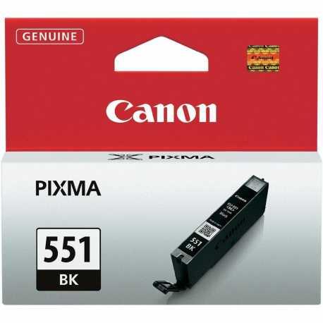 CANON CLI-551BK Siyah Orijinal Mürekkep Kartuşu CLI 551 BK