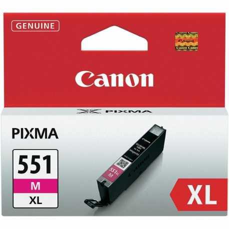 CANON CLI-551M XL Yüksek Kapasiteli Kırmızı Orijinal Mürekkep Kartuşu CLI 551 M XL