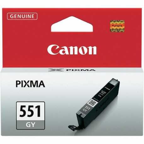 CANON CLI-551GY Gri Orijinal Mürekkep Kartuşu CLI 551 GY