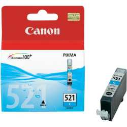 CANON CLI-521C Mavi Orijinal Mürekkep Kartuşu CLI 521 C