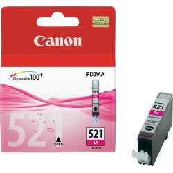 CANON CLI-521M Kırmızı Orijinal Mürekkep Kartuşu CLI 521 M