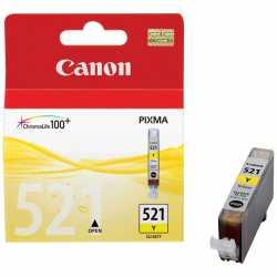CANON CLI-521Y Sarı Orijinal Mürekkep Kartuşu CLI 521 Y