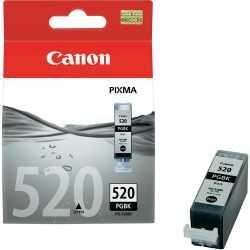 CANON PGI-520PGBK Siyah Orijinal Mürekkep Kartuşu PGI 520 PGBK