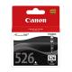 CANON CLI-526BK Foto Siyah Orijinal Mürekkep Kartuşu CLI 526 BK