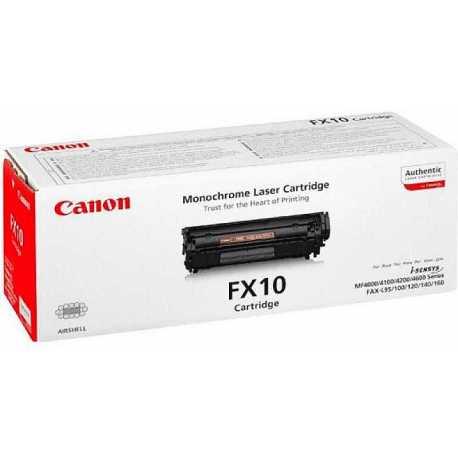 CANON FX-10 Orijinal Siyah Lazer Toner FX10