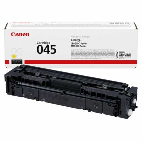 CANON CRG-045 Y 1239C002 Sarı Orijinal Lazer Toner CRG045Y