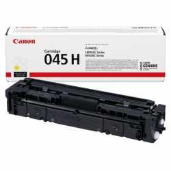 CANON CRG-045 HY 1243C002 Yüksek Kapasiteli Sarı Orijinal Lazer Toner CRG045HY