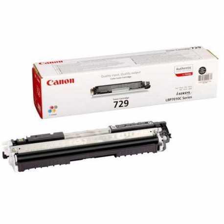 CANON CRG-729BK Siyah Orijinal Lazer Toner CRG 729 BK - 4370B002