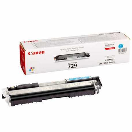 CANON CRG-729C Mavi Orijinal Lazer Toner CRG 729 C - 4369B002