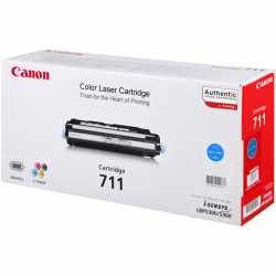 CANON CRG-711C Mavi Orijinal Lazer Toner CRG 711 C - 1659B002