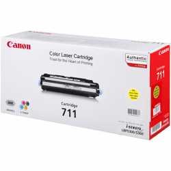 CANON CRG-711Y Sarı Orijinal Lazer Toner CRG 711 Y - 1657B002