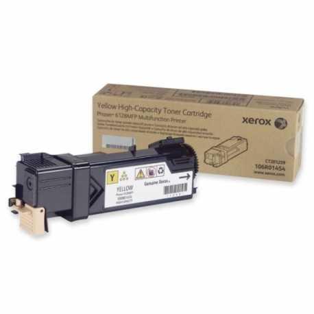 Xerox 106R01458 Sarı Orijinal Laser Toner Kartuşu Phaser 6128MFP