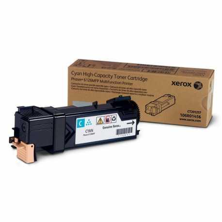 Xerox 106R01456 Mavi Orijinal Laser Toner Kartuşu Phaser 6128MFP