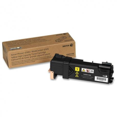Xerox 106R01603 Sarı Orijinal Laser Toner Kartuşu Phaser 6500/6505