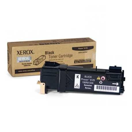 Xerox 106R01338 Siyah Orijinal Laser Toner Kartuşu Phaser 6125N