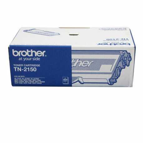 Brother TN-2150 Siyah Orijinal Laser Toner Kartuşu TN2150