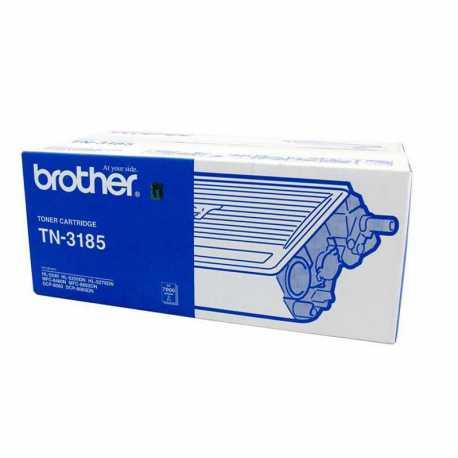 Brother TN3185 Siyah Orijinal Laser Toner Kartuşu TN3185