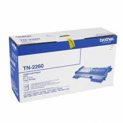 Brother TN2260 Siyah Orijinal Laser Toner Kartuşu TN2260