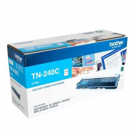 Brother TN-240C Mavi Orijinal Laser Toner Kartuşu TN240C
