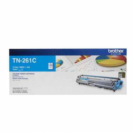 Brother TN-261C Mavi Orijinal Laser Toner Kartuşu TN261C