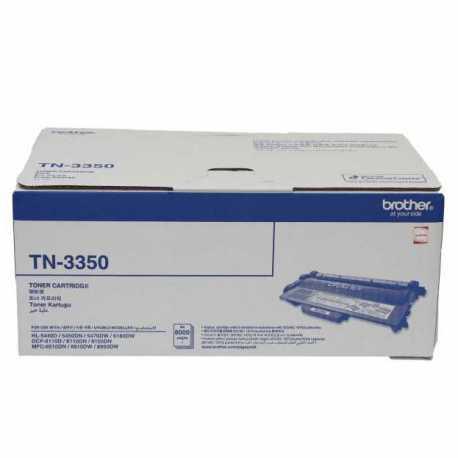 Brother TN3350 Siyah Orijinal Laser Toner Kartuşu TN3350