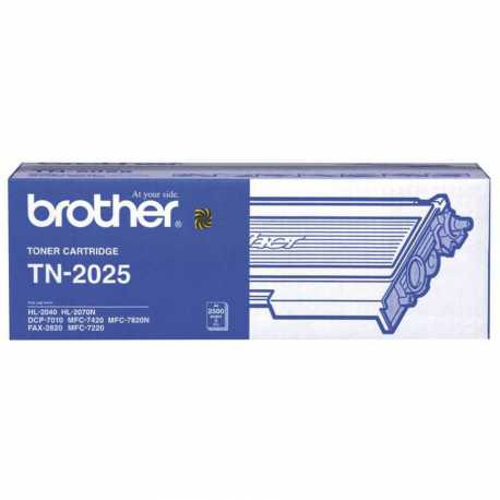 Brother TN2025 Siyah Orijinal Laser Toner Kartuşu TN2025