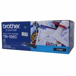 Brother TN-155C Mavi Orijinal Laser Toner Kartuşu TN155