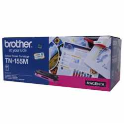 Brother TN-155M Kırmızı Orijinal Laser Toner Kartuşu TN155