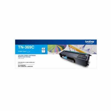 Brother TN-369C Mavi Orjinal Laser Toner Kartuşu TN369C