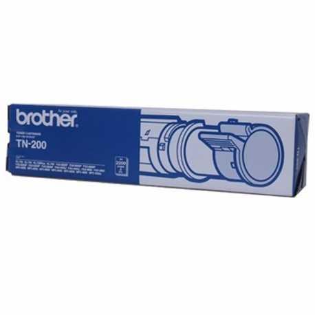 Brother TN-200 Siyah Orijinal Laser Toner Kartuşu TN200