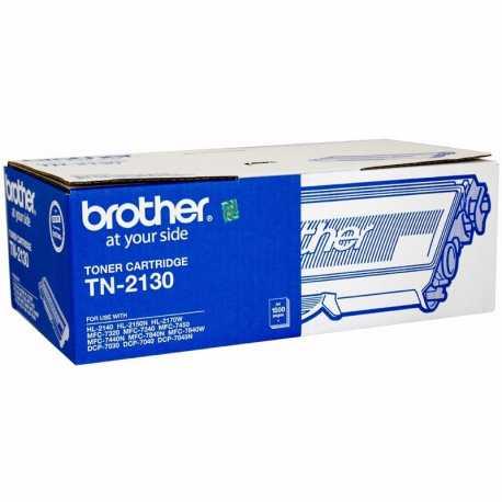 Brother TN-2130 Siyah Orijinal Laser Toner Kartuşu TN2130