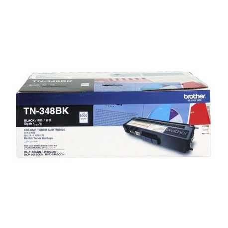 Brother TN-348 Siyah Orijinal Laser Toner Kartuşu TN348