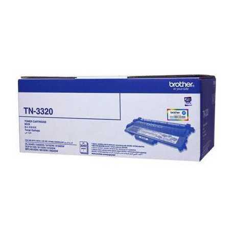 Brother TN-3320 Siyah Orijinal Laser Toner Kartuşu TN3320