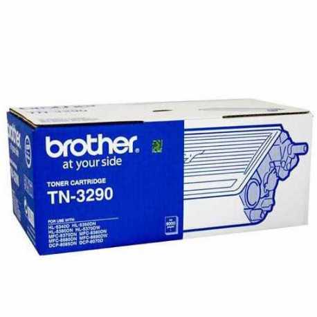 Brother TN-3290 Siyah Orijinal Laser Toner Kartuşu TN3290