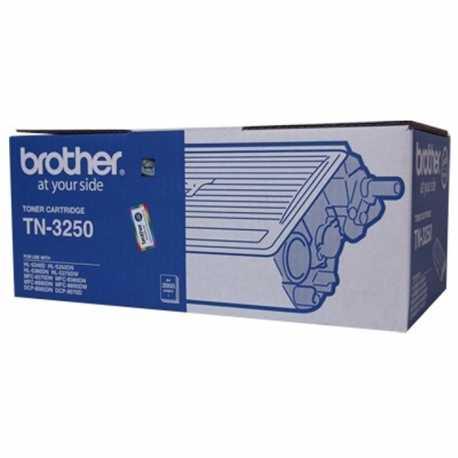 Brother TN-3250 Siyah Orijinal Laser Toner Kartuşu TN3250
