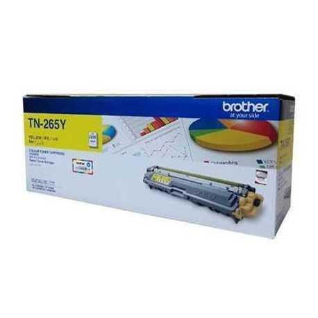 Brother TN-265Y Sarı Orijinal Laser Toner Kartuşu TN265Y