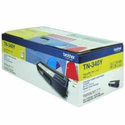 Brother TN-340Y Sarı Orijinal Laser Toner Kartuşu TN340Y