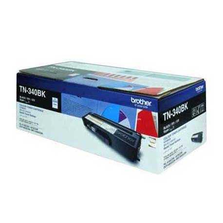Brother TN-340BK Siyah Orijinal Laser Toner Kartuşu TN340BK
