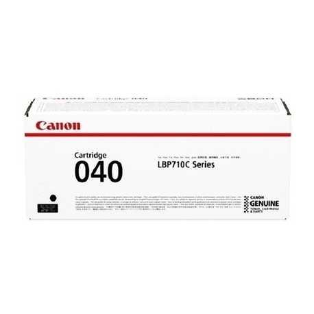 CANON CRG-040 BK Siyah Orijinal Lazer Toner CRG040BK