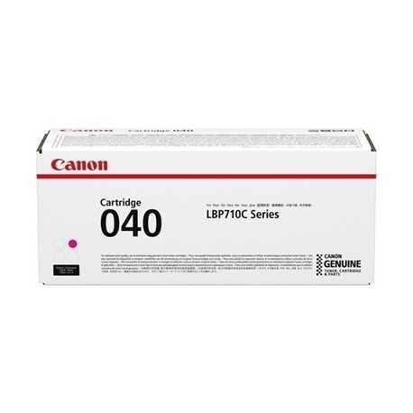 CANON CRG-040 M Kırmızı Orijinal Lazer Toner Kartuşu CRG040M