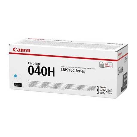 CANON CRG-040H C Yüksek Kapasiteli Mavi Orijinal Lazer Toner Kartuşu CRG040HC