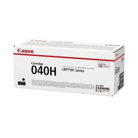 CANON CRG-040H BK Yüksek Kapasiteli Siyah Orijinal Lazer Toner CRG040HBK