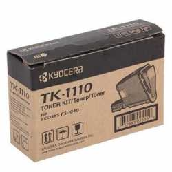 Kyocera Mita TK-1110 (FS-1040) Siyah Orijinal Toner Kartuşu