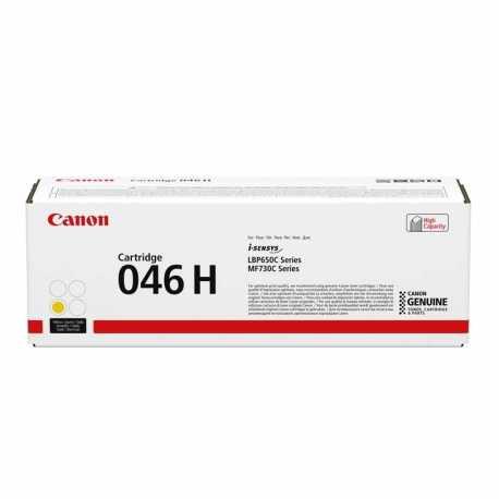 CANON CRG-045H Yüksek Kapasiteli Orijinal Sarı Lazer Toner CRG045H