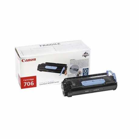 CANON CRG-706 Siyah Orijinal Lazer Toner CRG706