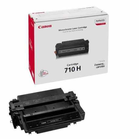 CANON CRG-710 H Yüksek Kapasiteli Siyah Orijinal Lazer Toner CRG710 H