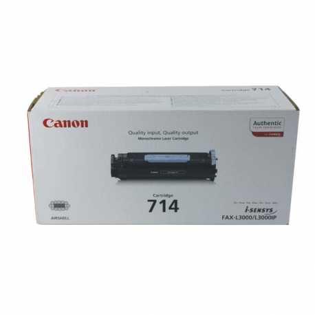 CANON CRG-714 Siyah Orijinal Lazer Toner CRG714