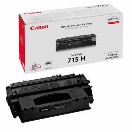 CANON CRG-715 Siyah Orijinal Lazer Toner CRG715