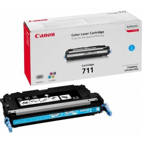 CANON CRG-717 C Mavi Orijinal Lazer Toner CRG717C