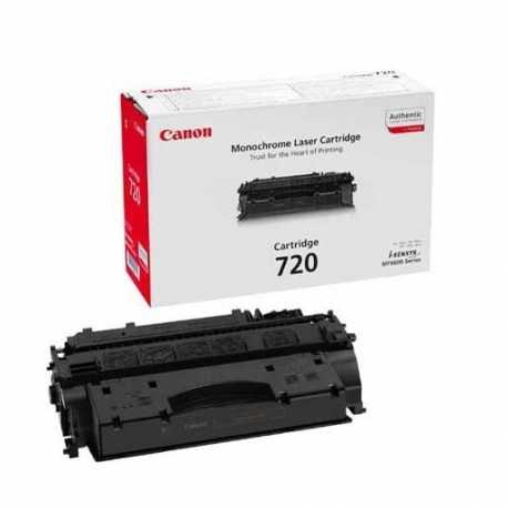 CANON CRG-720 Siyah Orijinal Lazer Toner CRG720
